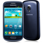 Samsung i8190 Galaxy S3 Mini Mettalic Blue