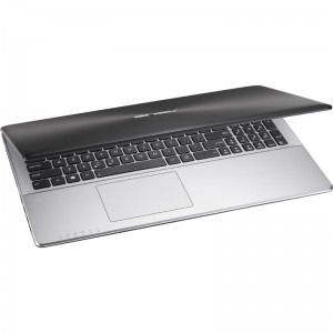ASUS 15.6'' X550CA-XX103D,Procesor Intel® Celeron® 1007U 1.5GHz, 4GB, 500GB, GMA HD, Grey