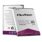 Baterie telefon interna Qoltec 1750 mAh, pentru S5570 Galaxy Mini 1