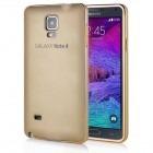 OEM Protectie pentru spate ultraslim LUX013 pentru Samsung Galaxy Note 4