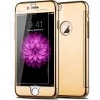 Joyroom Husa de protectie fata, spate si display 360 Gold pentru iPhone 6