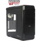 Gaming Black Fury v2, Intel i5-6500, 8GB DDR4, 1TB HDD + 240GB SSD, R9 390 G1 GAMING 8GB GDDR5, 3 ani garantie