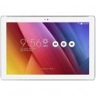 Tableta ASUS ZenPad 10 Z300M, 10.1 inch IPS MultiTouch, MediaTek MT8163 1.3GHz Quad Core, 2GB RAM, 16GB flash, Wi-Fi, Bluetooth, GPS, Android 6.0, Pearl White