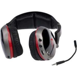 Casti Gaming Natec Genesis HV55 Wireless pentru PC, Xbox 360 si PlayStation 3