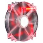 Cooler Master MegaFlow 200 red LED Silent Fan - desigilat