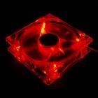 Zalman ZM-F3-RL LED-uri rosii