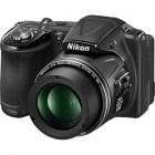 Nikon COOLPIX L830 Negru + Incarcator + 4 acumulatori + Card 8GB + Geanta