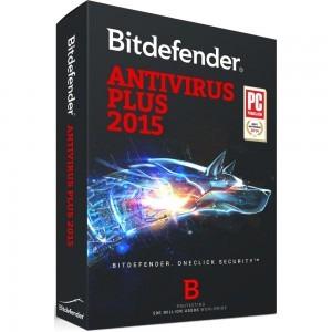 Securitate BitDefender Antivirus Plus 2015, 1 PC, 1 an, New license, Retail