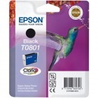 Epson Cartus T0801 Black
