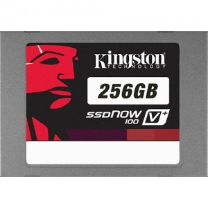 Kingston 256GB SATA-II 2.5 inch V+100 SSDNow