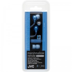 JVC In-Ear Marshmallow HA-FR36-A-E Blue