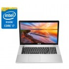 ASUS 17.3'' X750JB-TY002D, Procesor Intel® Core™ i7-4700HQ (6M Cache, up to 3.40 GHz) Haswell, 8GB, 1TB, GeForce GT 740M 2GB, Grey