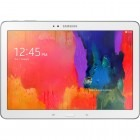 Samsung SM-T525 Galaxy Tab Pro, 10.1 inch MultiTouch, Krait 400 2.3GHz Quad Core, 2GB RAM, 16GB flash, Wi-Fi, Bluetooth, 4G, GPS, Android 4.4, Alb - desigilat