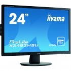 IIyama ProLite X2483HSU-B1 24 inch 4 ms Black