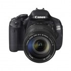 Canon EOS 600D + obiectiv EF-S 18-135mm f/3.5-5.6 IS STM