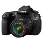 Canon EOS 60D + obiectiv EF-S 18-55 IS