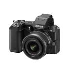 Aparat foto compact Nikon 1 V2 + kit 10-30mm VR negru
