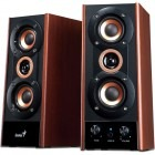 Genius SP-HF800A Black wood