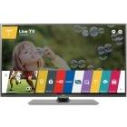 Televizor LED LG Smart TV 42LF652V Seria LF652V 106cm argintiu Full HD 3D