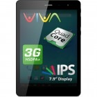 Allview Viva H8, 7.9 inch IPS, MultiTouch, Cortex A7 Quad Core 1.2GHz, 1GB RAM, 8GB flash, Wi-Fi, Bluetooth, 3G, Android 4.2.2, black