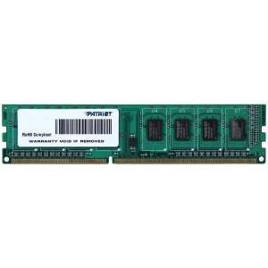 Memorie Patriot Signature Line 4GB DDR3 1600MHz CL11 Single Rank 1.5v