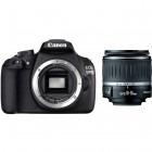 Canon EOS 1200D + obiectiv EF-S 18-55mm f/3.5-5.6 DC III