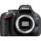Nikon D5200 negru + obiectiv AF-S DX NIKKOR 18–55mm f/3.5–5.6G VR II + AF-S DX NIKKOR 55-200mm f/4-5.6G VR