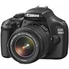 Canon EOS 1100D + obiectiv EF-S 18-55mm f/3.5-5.6 DC III