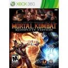 Warner Bros Mortal Kombat: Komplete Edition pentru Xbox 360