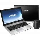 Asus 15.6'' R501VB-S3116D, Intel® Core™ i7-3630QM Processor (6M Cache, up to 3.40 GHz) Ivy Bridge, 4GB, 750GB, GeForce GT 740M 2GB, Black