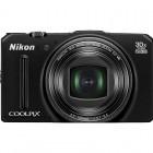 Nikon COOLPIX S9700 Negru