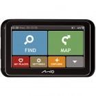 Navigator GPS Mio Spirit 4900 + harta Romania