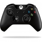 Gamepad Microsoft Xbox ONE Wireless controller black + Play & Charge Black