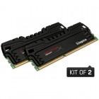 HyperX Beast 16GB DDR3 2400MHz CL11 Dual Channel Kit - desigilat