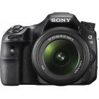 Sony SLT-A58 + Obiectiv SAM 18-55 II + Obiectiv SAM 55-200
