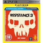 Sony Resistance 3 - Platinum Edition pentru PlayStation 3