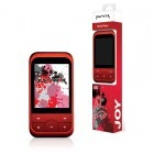 MP3 Player Yarvik Joy PMP202V2 4GB Red