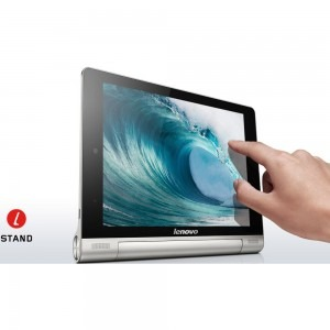 Lenovo Yoga 8 B6000, 8 inch IPS MultiTouch, Cortex A7 1.2GHz Quad Core, 1GB RAM, 16GB flash, Wi-Fi, Bluetooth, GPS, 3G, Android 4.2, Silver