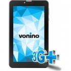 Tableta Vonino Pluri M7 3G, 7 inch IPS MultiTouch, Cortex A7 MediaTek MT8321 1.3GHz, 1GB RAM, 8GB flash, Wi-Fi, Bluetooth, 3G, GPS, Android 5.1, Fusion Red