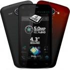 Smartphone Allview A5 Quad Dual Sim Black