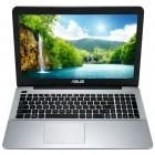 """ASUS 15.6"""" X555LA, HD, Procesor Intel® Core™ i5-5200U 2.2GHz Broadwell, 4GB, 500GB, GMA HD 5500, Black"""