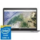 DELL 15.6'' Inspiron 5547 (seria 5000), HD, Intel® Core™ i5-4210U (3M Cache, up to 2.70 GHz), 8GB, 1TB, Radeon R7 M265 2GB, Linux, Silver, 2Yr CIS - desigilat
