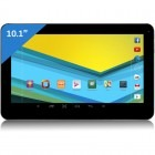 Tableta UTOK 1000 Q Lite, 10.1 inch, MultiTouch, Cortex A7 1GHz Quad Core, 1GB RAM, 8GB flash, Wi-Fi, Android 4.2, negru-argintiu