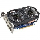 Placa video GIGABYTE GeForce GTX 750 Ti OC WindForce 2X 2GB DDR5 128-bit