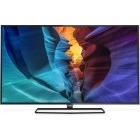 Televizor LED Philips Smart TV Android 50PUH6400/88 Seria PUH6400/88 126cm negru 4K UHD