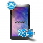 Tableta Vonino Onyx Z, 7 inch MultiTouch, Cortex A7 1.3GHz Dual-Core, 1GB RAM, 8GB flash, Wi-FI, Bluetooth, 3G, GPS, Android 4.2.2, gri