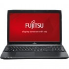 "Fujitsu 15.6"" Lifebook A544, HD, Procesor Intel® Core™ i5-4210M 2.6GHz Haswell, 4GB, 750GB, HD 4600, Black - desigilat"