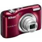Nikon COOLPIX L31 Rosu + Card 4GB + Husa