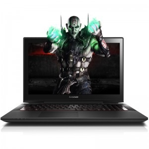 Notebook / Laptop Lenovo Gaming 15.6'' Y50-70, UHD 3840 x 2160 pixeli IPS, Procesor Intel® Core™ i5-4210H 2.9GHz Haswell, 8GB, 1TB + 8GB SSH, GeForce GTX 960M 4GB, FreeDos, Black