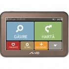 Navigator GPS Mio Spirit 5400 + harta Romania LifeTime